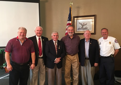 Thomasville DAR honors veterans