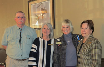 Thomasville DAR march meeting