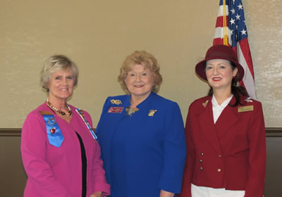 Thomasville Chapter DAR with Darlene Taylor