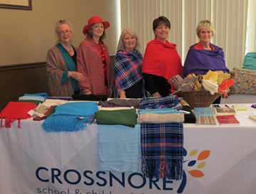 Thomasville DAR with items from Crossnore School